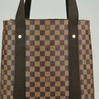 Jual Tas Preloved Louis Vuitton Tote bag Second Branded Original LV 2fa99ecbfd
