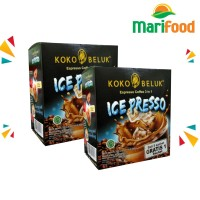 Koko Beluk Icepresso - Pack