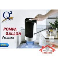 Pompa Air Galon Aqua Listrik Elektrik Q2-668 Q2 668 USB Charger