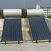 solar water heater ( Ebook Cara Membuat pemanas air tenaga surya)