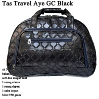Tas Kulit Travel Kulit AYE GC BLACK