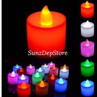LILIN ELEKTRIK LED CANDLE / LAMPU LILIN LED / ELECTRIC CANDLE