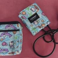 Tensimeter Aneroid / Tensimeter Jarum Motif Hello Kitty