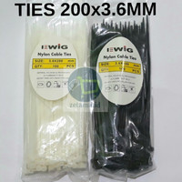 KABEL TIES 20CM HIGH QUALITY