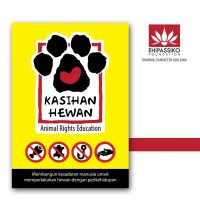 Buku Kasihan Hewan - Animal Rights Education