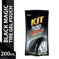 Kit Black Magic Tire Gel Pouch 200mL
