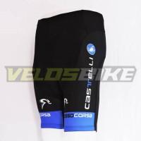 Celana Sepeda Padding CASTELLI black blue