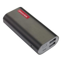 NoonTec Powerbank 5200mAh Black