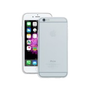 Ozaki iPhone 6 Soft Crystal Ultra Slim & Light Weight Case - Crystal
