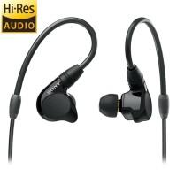 Sony IER-M7 Quad Balanced Armature In-ear Monitor Headphones Black