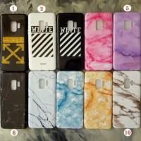 Casing Hp Xiaomi Redmi Ai / MI 5X Case Luxury Marble Motif Soft Back