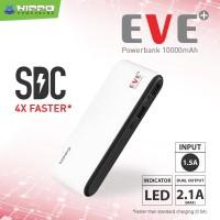 Hippo Powerbank Eve+ 10000mAh Simple Pack