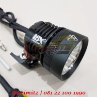 LAMPU SOROT CREE LED L6X 60 WATT 6 TITIK NMAX XMAX AEROX 155 LEXI PC