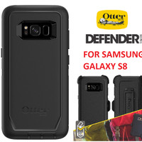 CASE OTTERBOX DEFENDER SAMSUNG GALAXY S8 S8 PLUS HARDCASE BACK COVER