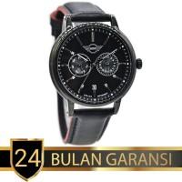 Jam Tangan Pria Original MINI COOPER 160644 Black