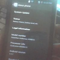 hp-android smarfren andromax AD6B1H masih nyala normal banget