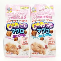CattyMan - 30g Tuna with Chicken / Bonito cemilan kucing Catty Man