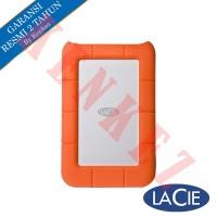 LaCie Rugged USB-C Hardisk Eksternal 2TB USB Type-C