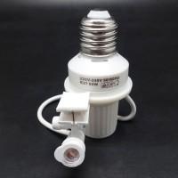 Fitting Lampu Otomatis Sensor Cahaya E27
