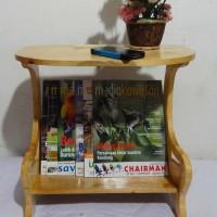 Rak Buku / Rak Majalah / Rak buku multifungsi / Rak
