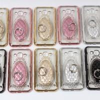 Super Murah Samsung J2 Case Diamond Iring Silicone Hp Princess Terbaru