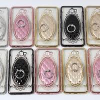 Super Murah Samsung J7 Case Diamond Iring Silicone Hp Princess Terbaru