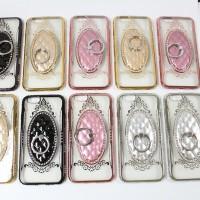 Super Murah Iphone 6s Case Diamond Iring Silicone Hp Princess Terbaru