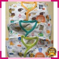 Setelan pendek kancing depan Velvet Junior ukuran L / pakaian bayi