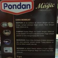 Harga Pondan Ice Cream Magic Hargano.com