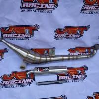 Harga knalpot racing kdx full stainles fiz | Hargalu.com