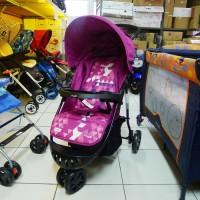 Baby Stroller Hugo Starlight/Stroler Roda 3/Kereta Dorong Anak Bayi
