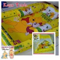 Jual set kasur bayi tenda kelambu/bedong/baju bayi/popok/gurita/selimut Murah
