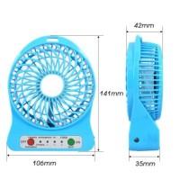 Hot Promo !!! Kipas Angin Mini Listrik Usb Portable Mini Fan Recharge