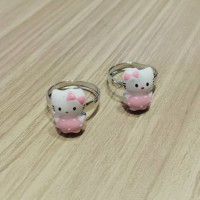 Cincin anak hello kitty