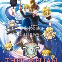 Buku Komik Komik Seri: Ther Melian Academy (Shienny M.S.)