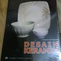 Buku Dekorasi & Ornamen desain keramik by.j.pamudji suptandar