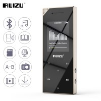 RUIZU D05 Bluetooth MP3 Video Player Touch Screen