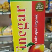 VINEGAR Original Cuka Apel Organik