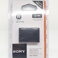 Battery/baterai/batre Sony NP-FW50