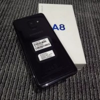 samsung galaxy a8 2018 second like new fullset