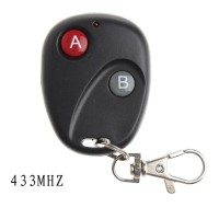 2 Button 433MHz Wireless RF Remote Control Transmitter For Garage Gate