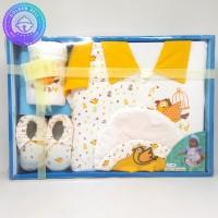 Kado Hadiah Bayi Baru Lahir - Welcome Newborn Baby Gift Set - GB050-K