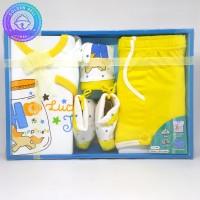 Kado Hadiah Bayi Baru Lahir - Welcome Newborn Baby Gift Set - GB044-K