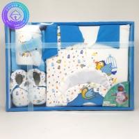 Kado Hadiah Bayi Baru Lahir - Welcome Newborn Baby Gift Set - GB050-B