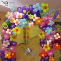 Balon Metalik Aneka Warna