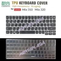 Keyboard Protector Lenovo MIIX 310 - 320 - COOSKIN Premium Clear
