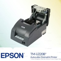 Printer Kasir, Epson TM-U220B-776 USB Autocutter Bukan Printer Thermal