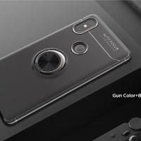 Case Autofocus Invisible Iring Xiaomi Redmi Note 6 Pro Soft Case