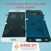 KUALITAS ORIGINAL LCD SAMSUNG A8000 / A8 2015 + TOUCHSCREEN ORI