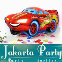 Balon Foil Cars / Balon Karakter Cars / Balon Foil Mc Queen